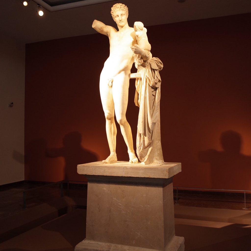 ものづくりと信仰心-ギリシャ訪問記3