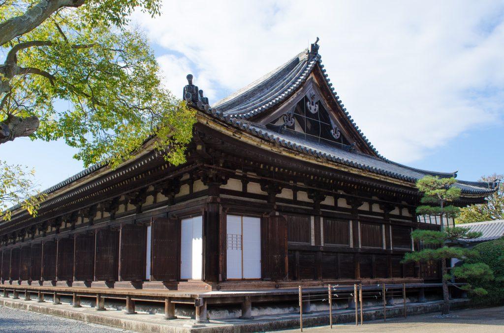 京都三十三間堂の千体の観音様を通じて今自分があることに感謝