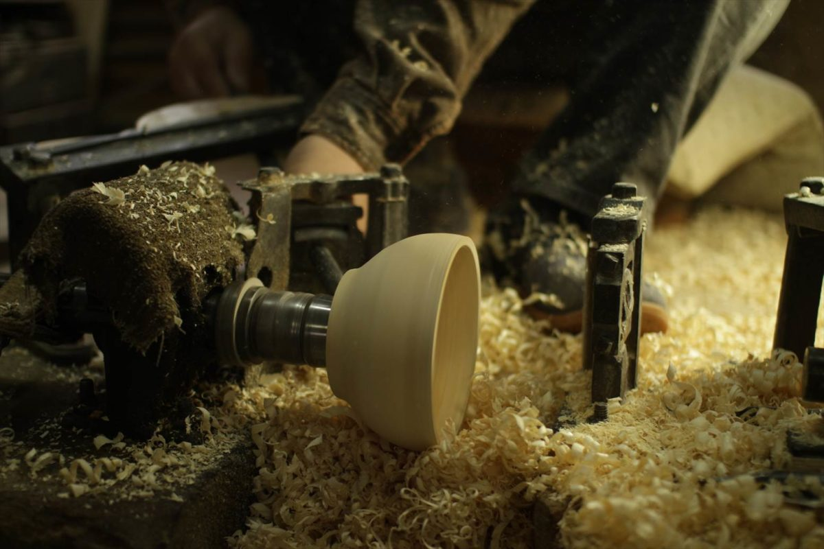 伝統漆器でつくる責任つかう責任に取り組む